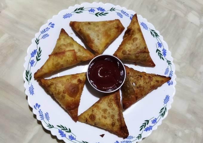 Easiest Way to Make Ultimate Punjabi Patti samosa