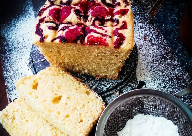 resep buat No Oven Jelita Cake (Bolu Panci) - Sajian Dapur Bunda
