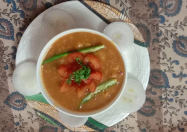 Easiest Way to Prepare Perfect Tamatri Punjabi chole
