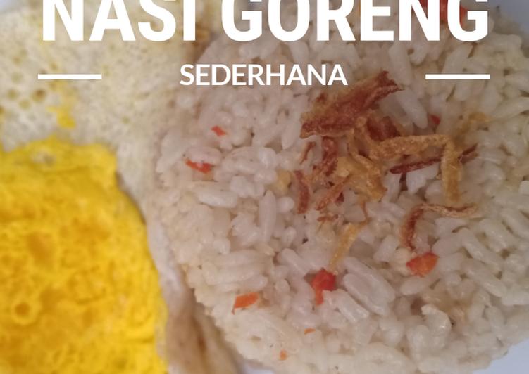 Resep Nasi goreng Paling Mudah