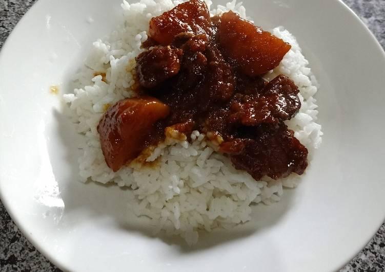 Semur Daging DaMuDza