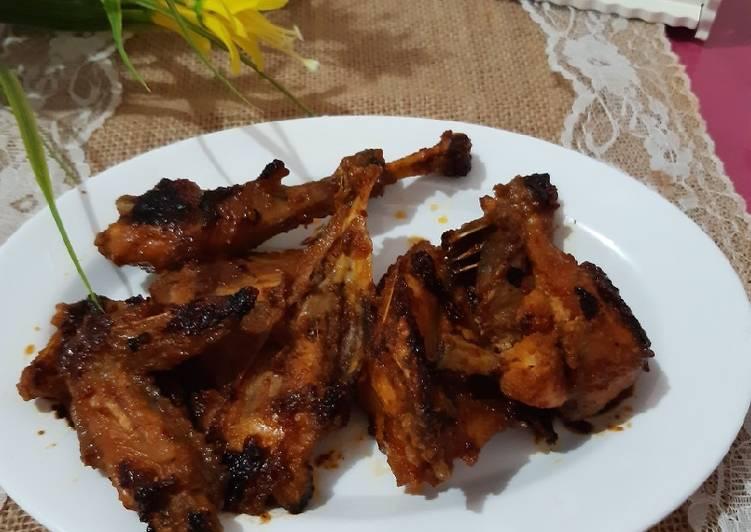 Resep Ayam Bakar Madu Pedas Manis Non MSG yang Lezat Sekali