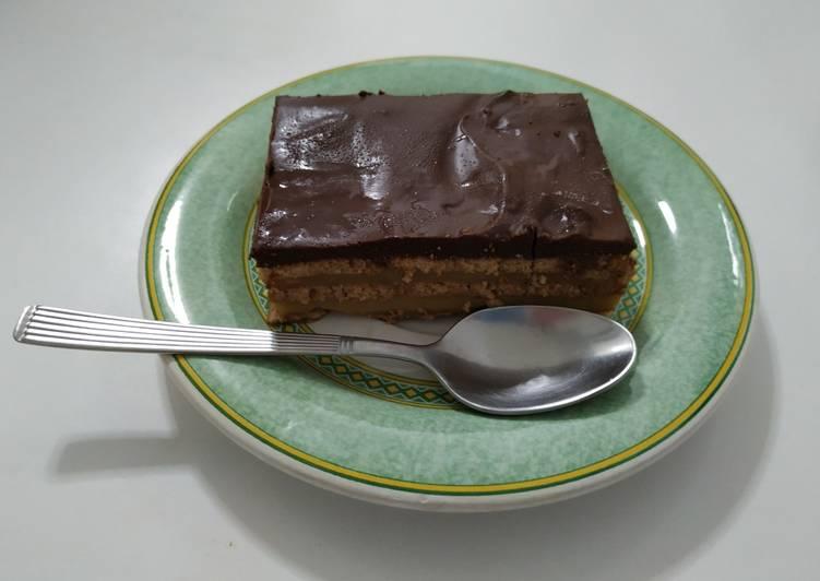 Súper tarta de chocolate de la abuela 🎂🍫