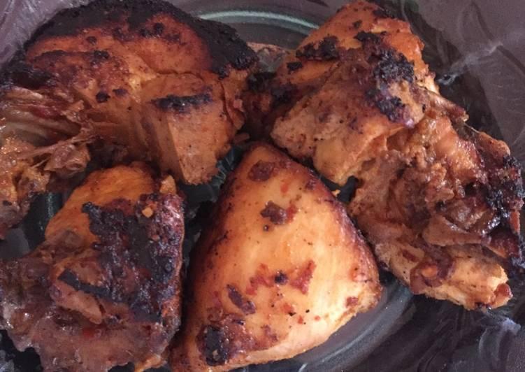 Ayam Bakar Rica (Bumbu Instan Royco)