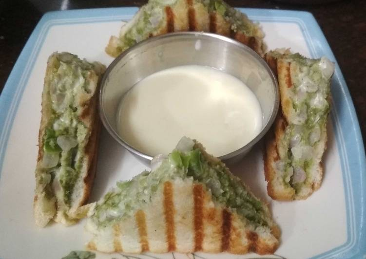 Old Fashioned Dinner Ideas Speedy Mayo sandwich with cheese dip