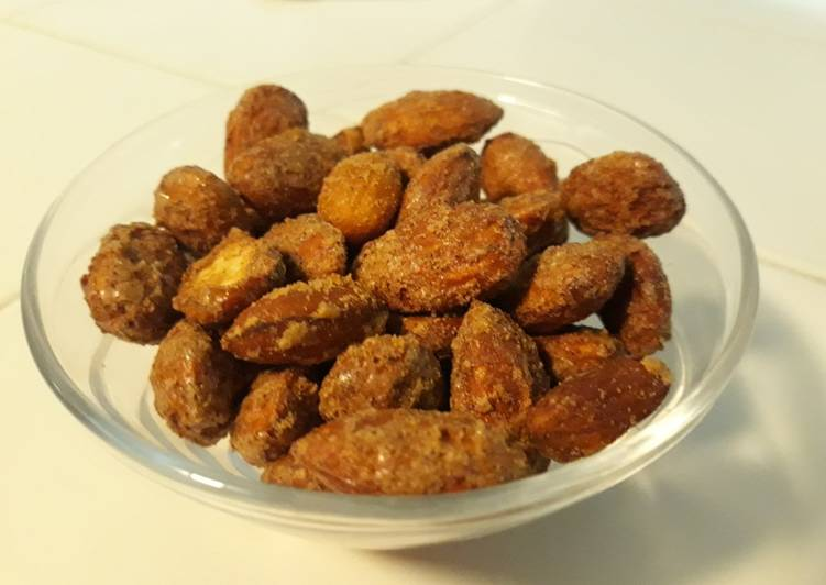 Recipe of Top-Rated Smoke House Almonds