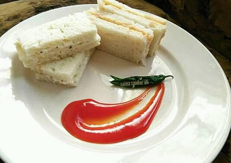 Jhatpat Cold sandwich #ramadankitayari