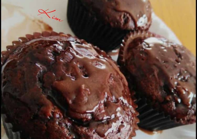 Steps to Make Perfect Eggless Brownie Cups