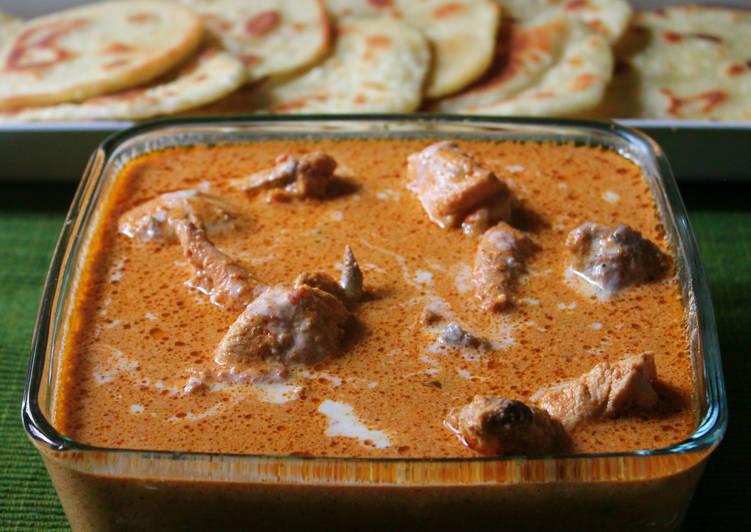Recipe of Speedy Butter Chicken