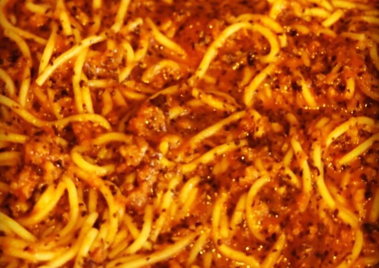 Tomato Basil Sausage Pasta