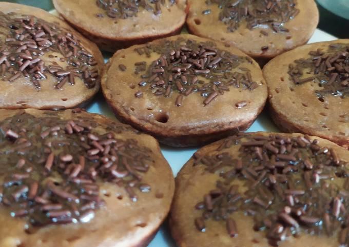 Resep Lumpur Pisang Chocolatos yang Enak