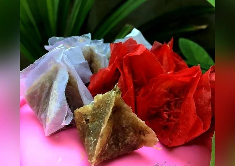 Resep Wajik Bandung Kacang Hijau