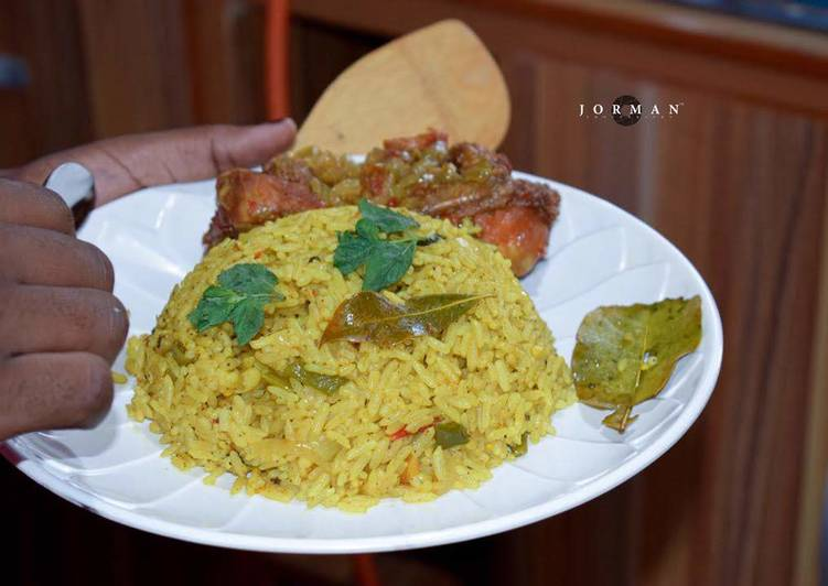How To Make Your Recipes Stand Out With Curry jelof rice