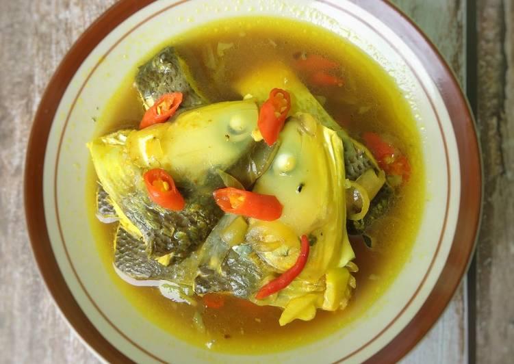 276. Pallu Mara Bolu (Ikan Bandeng) ala SulSel