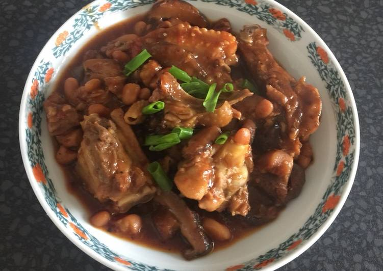 Baked bean chicken with mushroom, Learn The Facts Regarding Superfoods