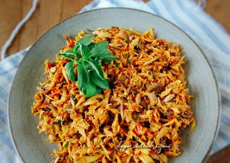 Pampis Tongkol Pedas - cookandrecipe.com