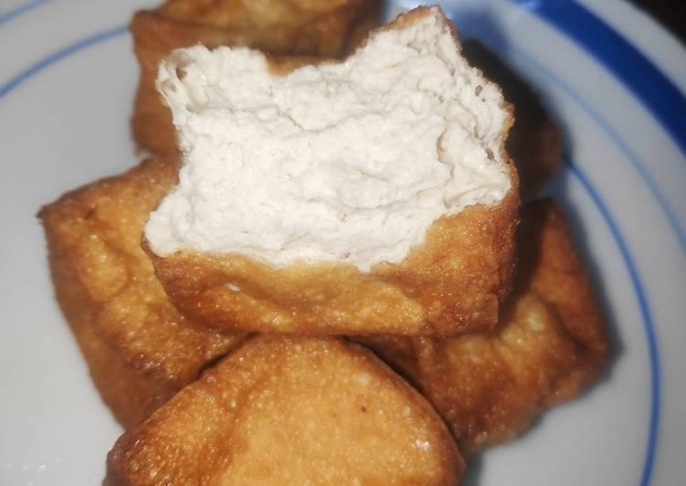 Tahu Susu KW (Homemade) Anti Gagal