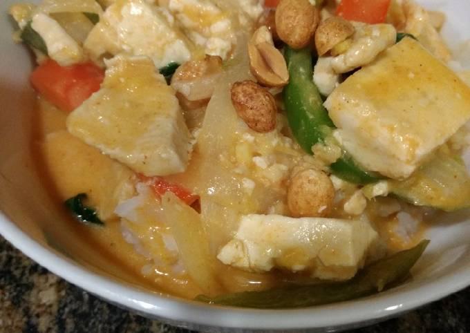 Sweet Panang Curry
