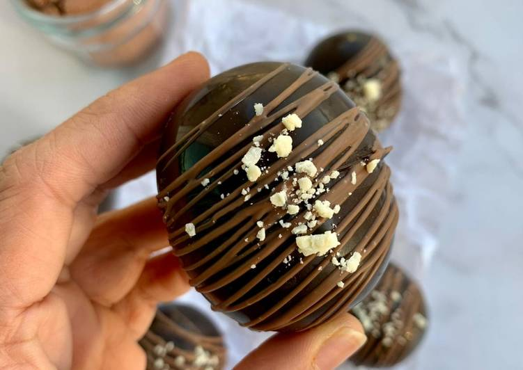 Simple Way to Make Award-winning Hot Chocolate Bombs