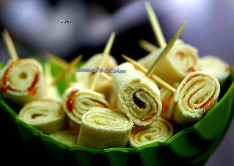 Recipe of Perfect Jam roll