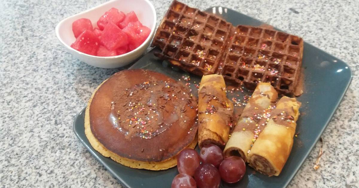 31 Resep Dessert Kontinental Ala Hotel Enak Dan Sederhana Ala Rumahan Cookpad