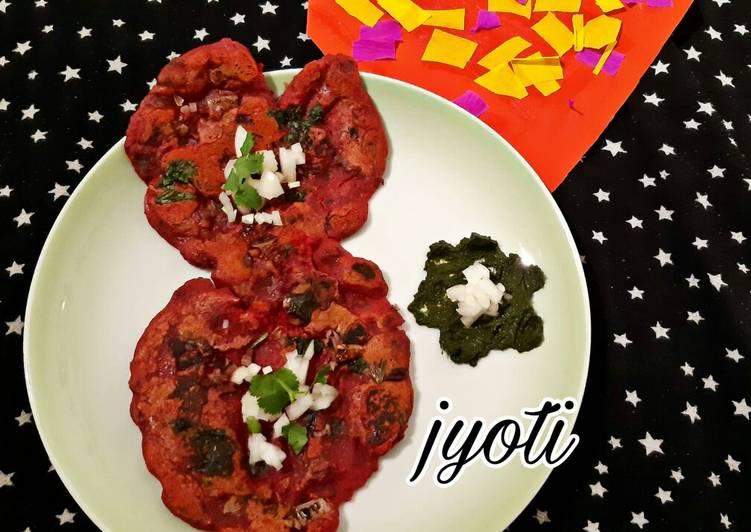 Recipe of Award-winning Beetroot Hearts