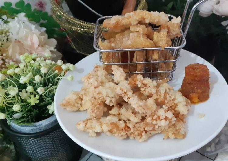 Ayam Fillet Krispi