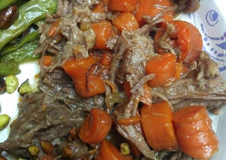 Roast Beef with Bay Leaf