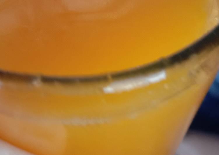 Recipe of Perfect Orange juice