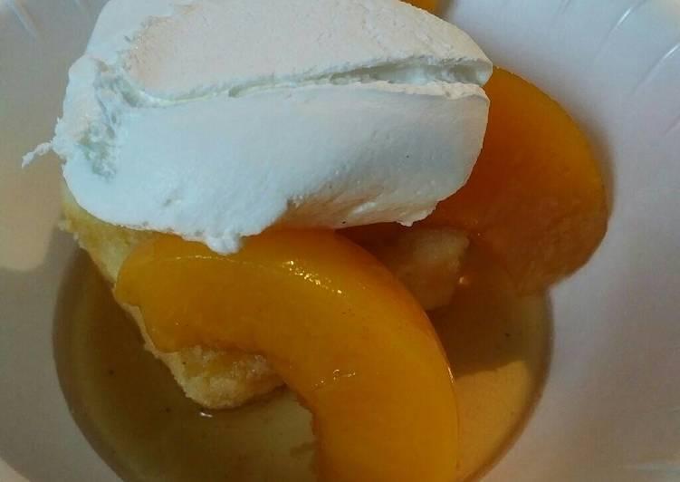 Steps to Prepare Ultimate Memorial Day Peach Shortcake