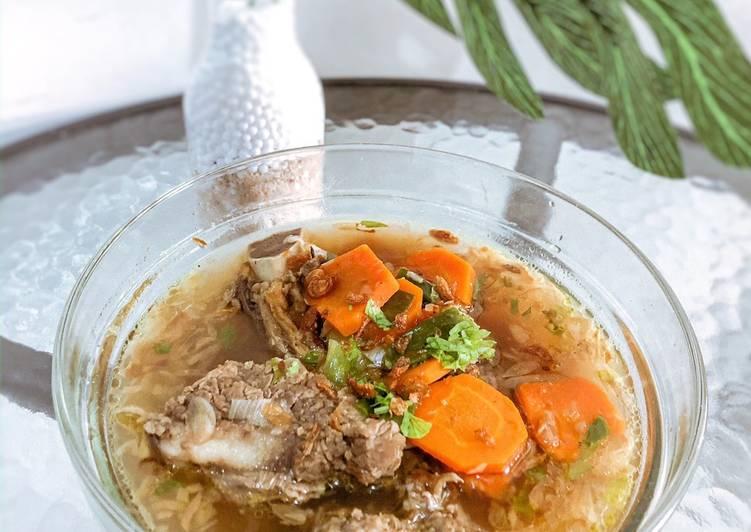 resep brokoli  sap divasvogue resep  ikan salmon bayam Resepi Sup Ayam Tradisional Enak dan Mudah