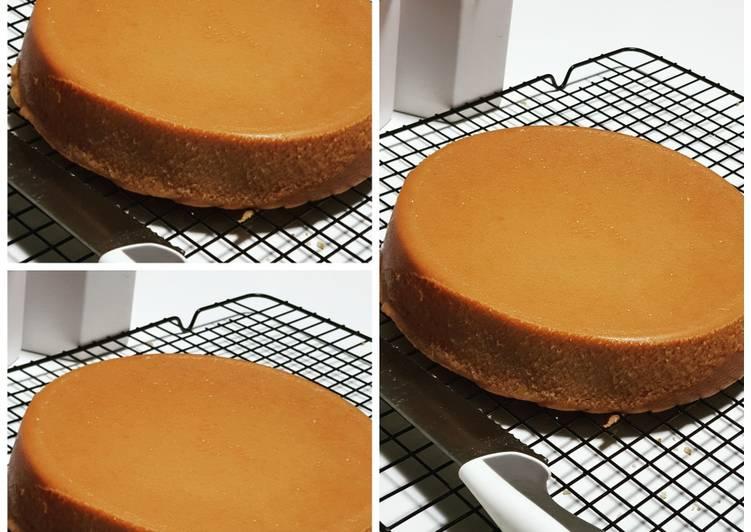 Easiest Way to Make Favorite No-Flour Rara Cake