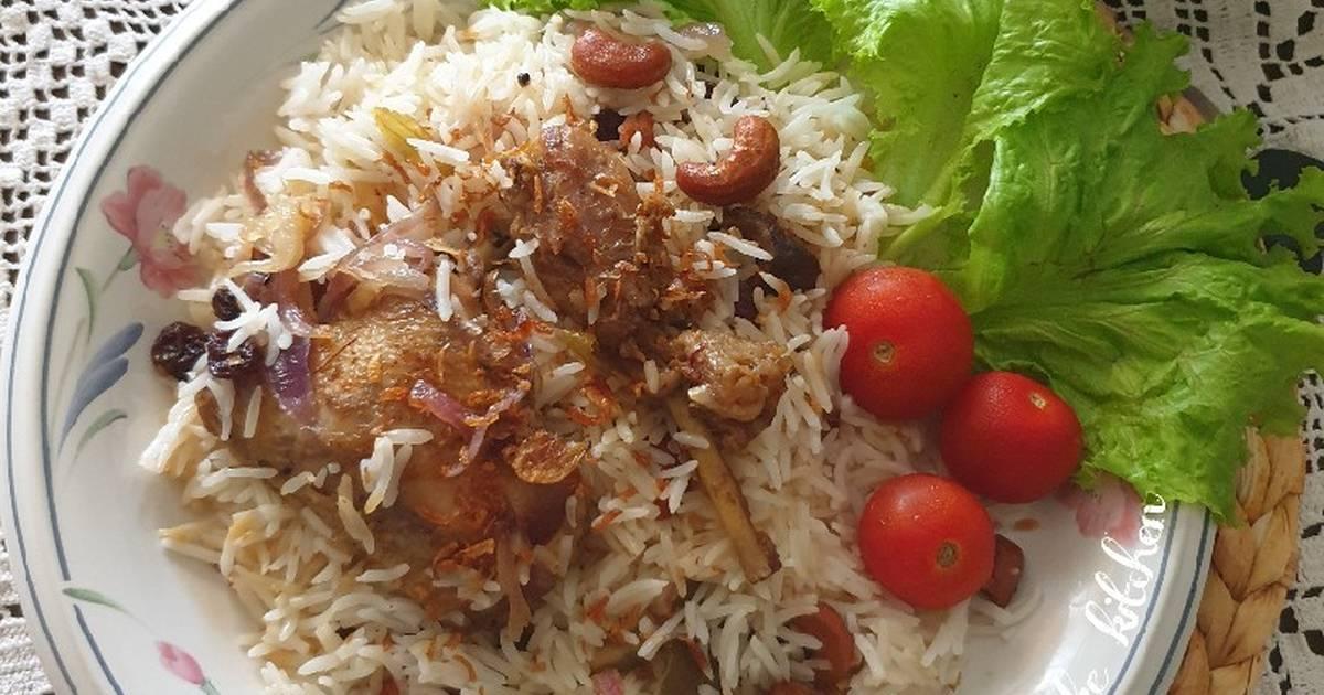 113 resep nasi kabsah enak dan sederhana ala rumahan - Cookpad
