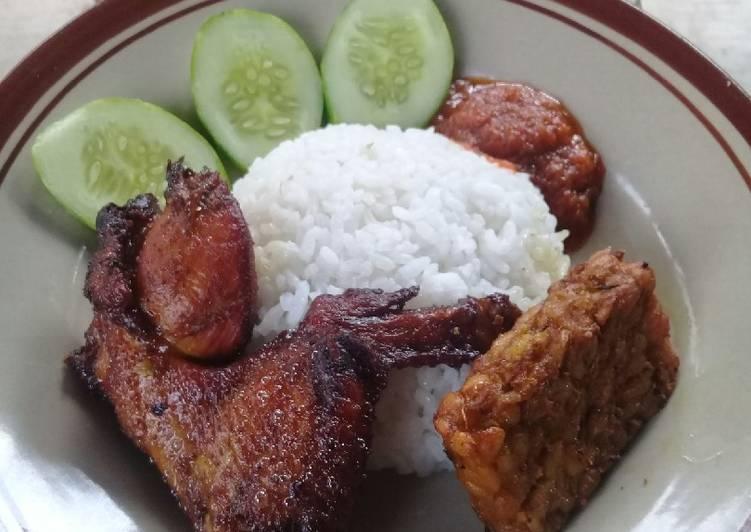 Ayam goreng Manis Madu