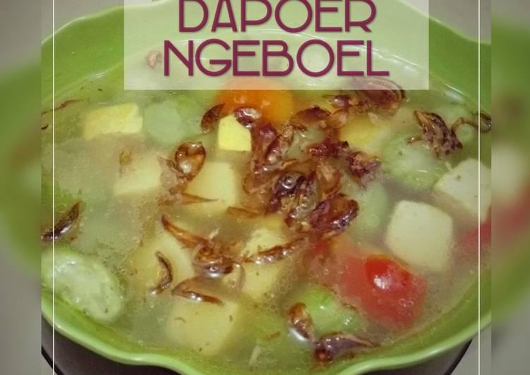 Resep Sayur Bening Oyong Kencur Penambah Nafsu Makan Anak Oleh Dapoer Ngeboel Cookpad