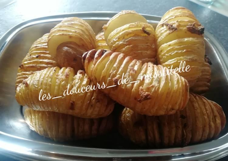 recette Pomme de terre à la suédoise le délicieux