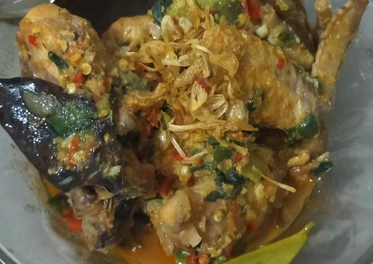 Resep Ayam Rica-rica Yang Mudah Pasti Lezat