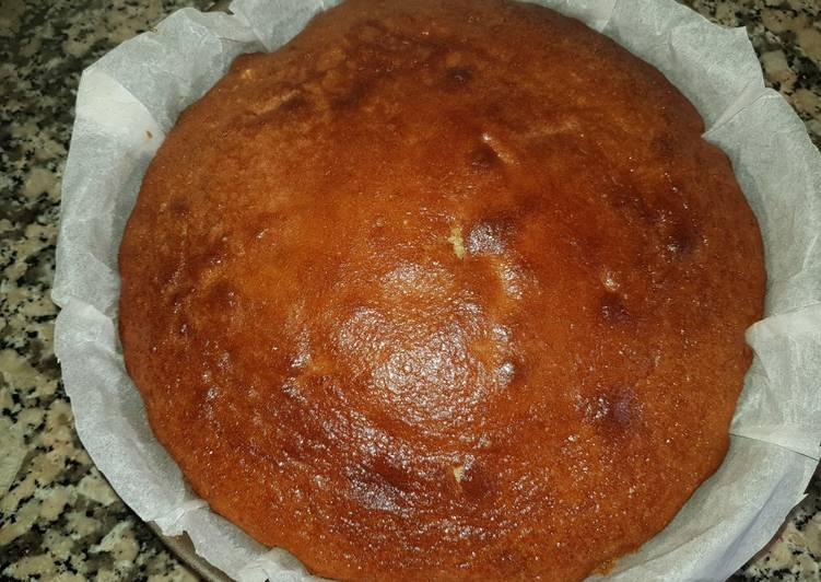How to Cook Appetizing Gâteau au yaourt aux poires