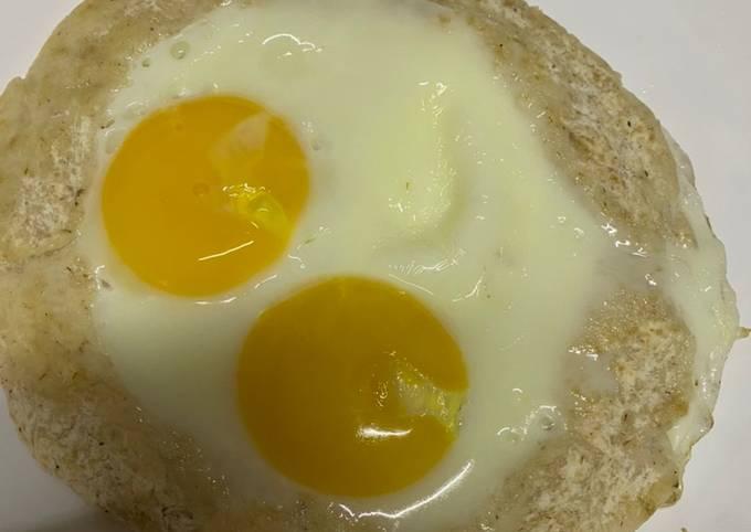 Roti sarang burung keto friendly