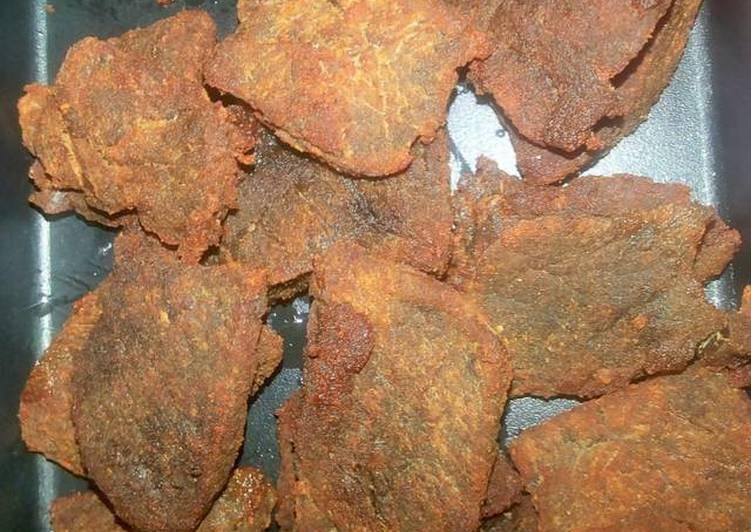 Daging Goreng Renyah Gurih