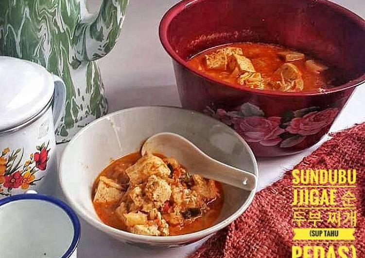 Sunbudu Jjigae Sop Tahu Pedas #pr_recookmasakanpedas