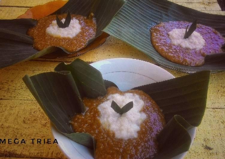 Resep Bubur Nasi Merah Putih Terenak