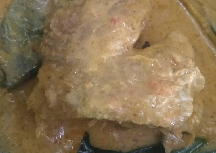 Gulai kakap