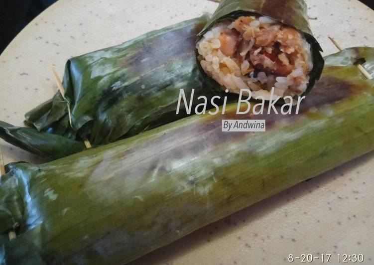Nasi Bakar