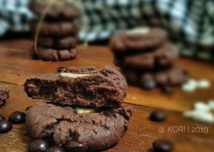 Choco Cookies Recommended (Goodt*me Wannabe!)