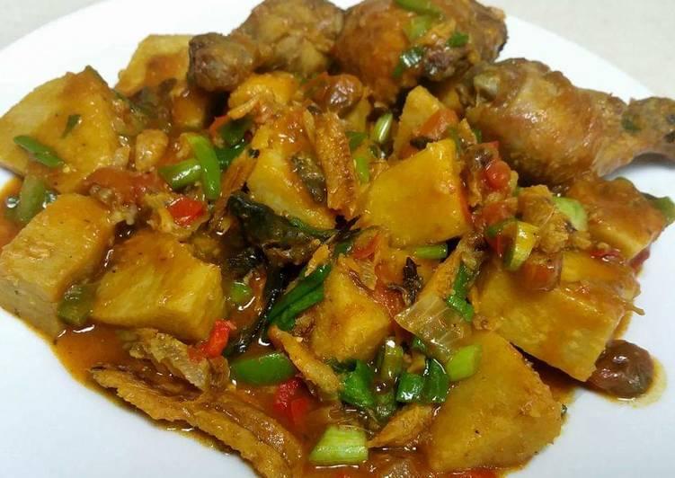 Easiest Way to Make Ultimate Yam porridge