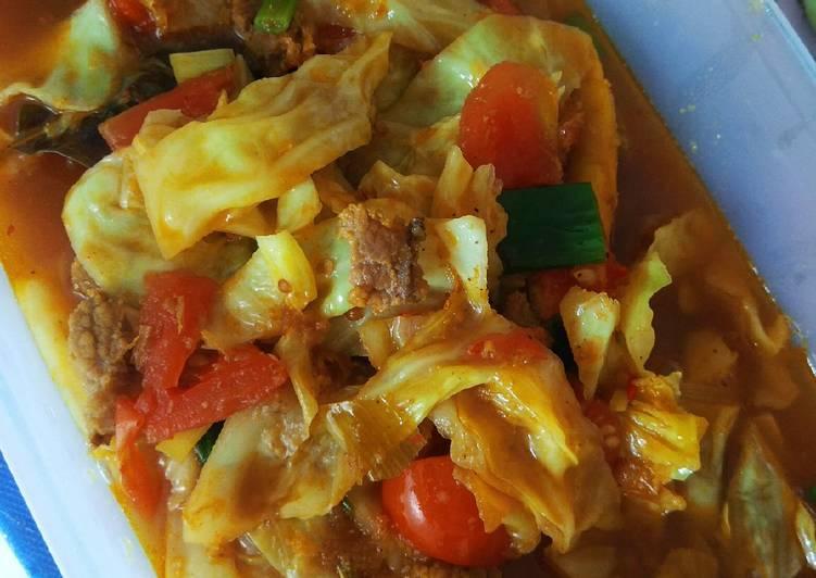 Tongseng Kambing Tanpa Santan - cookandrecipe.com