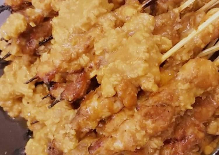 Sate Ayam Ambal (khas Kebumen)