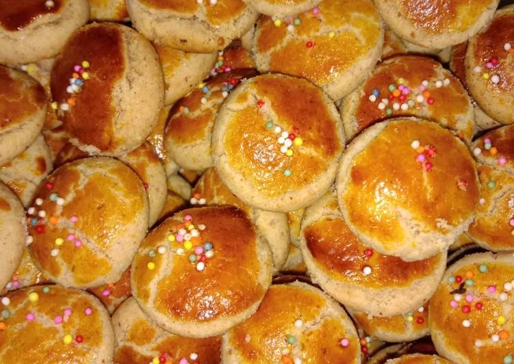 Kue Kacang Skippy Lembut - cookandrecipe.com