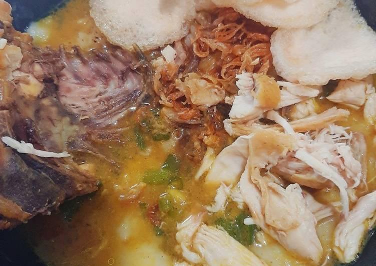 Bubur Ayam Sukabumi